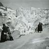 Furka Pass and Rhone Glacier, 1933