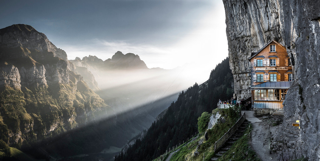 Aescher Wildkirchli, Appenzell