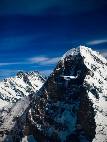 Eiger North Face; Switzerland