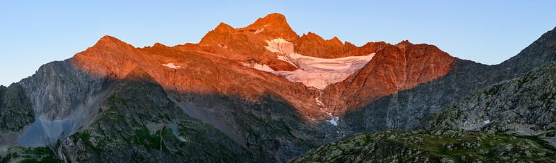 Stucklistock (3313m), Susten Pass