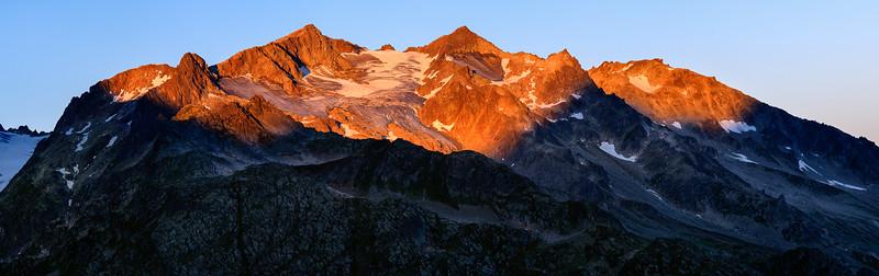 Giglistock (2900m), Susten Pass