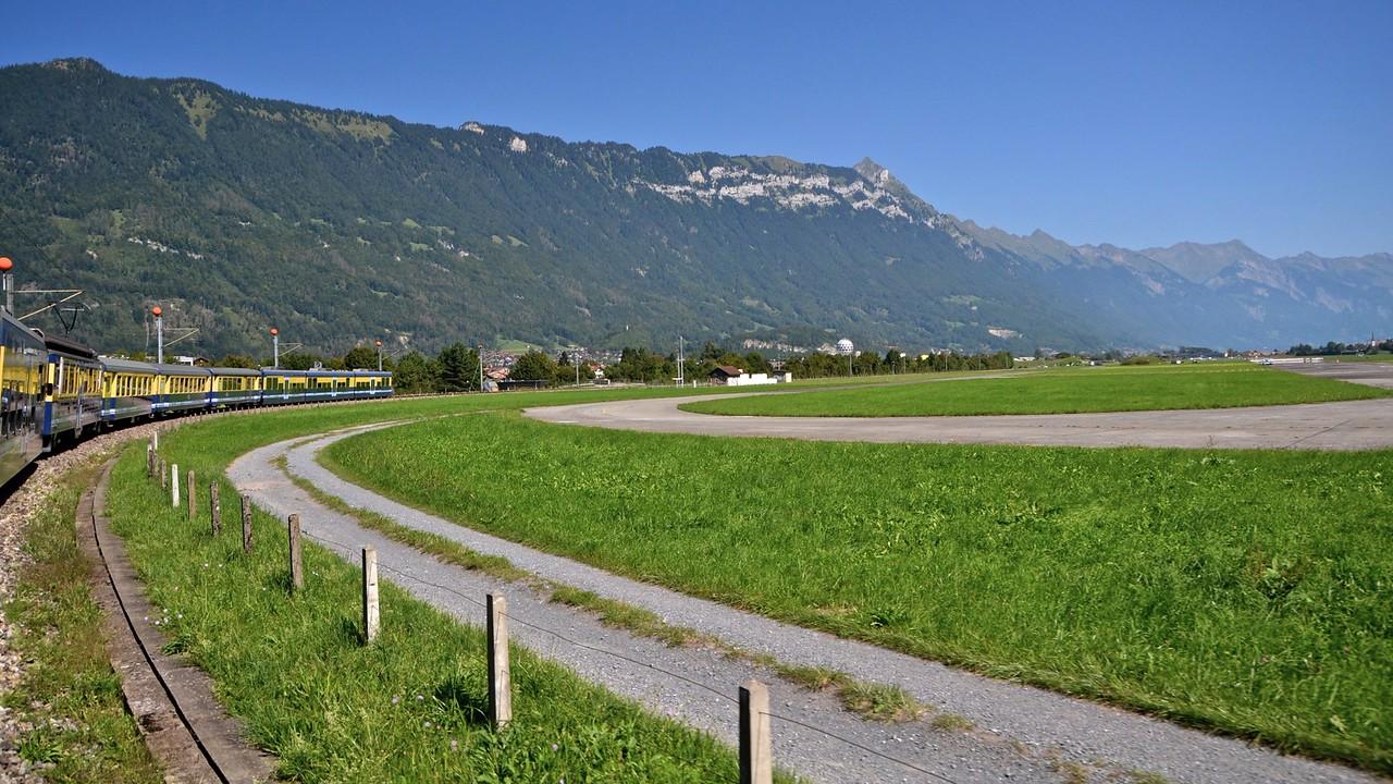 Lauterbrennan Valley, Switzerland