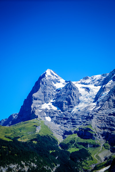 Eiger from Murren