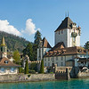 On Lake Thun, Switzerland