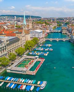 Frauenbad Zurich