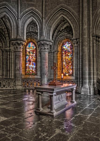 Notre Dame; Lausanne; Vaud; Switzerland