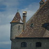 Turret and roofline