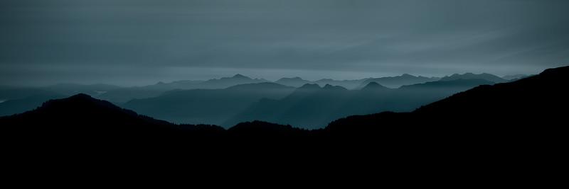Alpstein; Appenzell; Switzerland