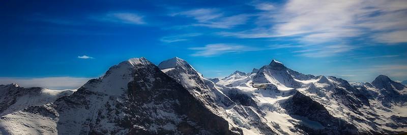 Eiger; Moench; Jungfrau Joch; Switzerland