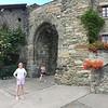 City gates, Yvoire