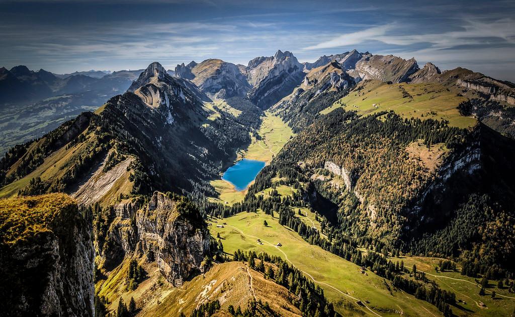 Hoher Kasten, Appenzell