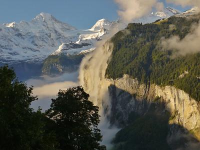 Swiss ALPS: Bernese Oberland/Jungfrau Area