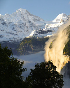 Switzerland:  Scenery