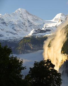 Switzerland:  Scenery