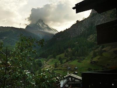 Switzerland: Zermatt and the Matterhorn
