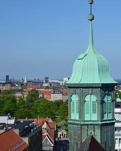 Above Copenhagen