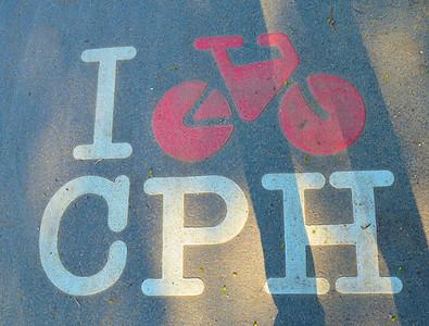 I Love Copenhagen