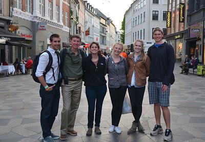 Laura & Friends in Copenhagen