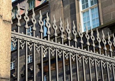 Fence of Copenhagen