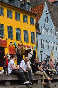Nice day in Nyhavn