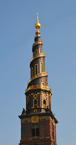 Christians Church spire