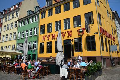 Nyhavn Corner