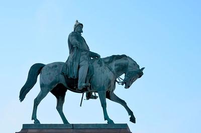 Frederik VII Statue