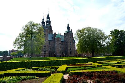 Rosenborg Castle & King's Garden Maze