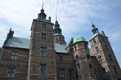 Rosenborg Roofline