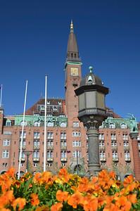 Radhuspladsen, Town Hall