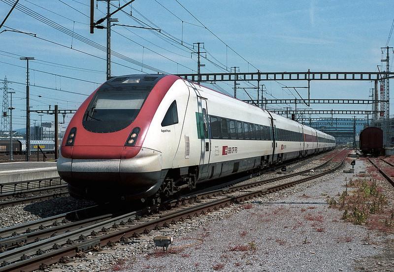 SBB 500-039 Muttenz 20 May 2007