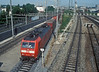 DB 185-119 Muttenz 22 May 2007