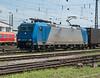 Crossrail 185-526 Basel Badischer Bf. 1 August 2017