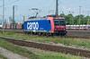 SBB Cargo 482-029 Weil am Rhein 2 August 2017