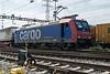 SBB Cargo 482-008 Muttenz 3 August 2017