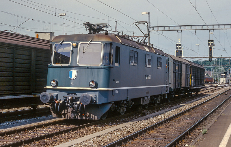 VHB 141 Burgdorf 16 June 1997