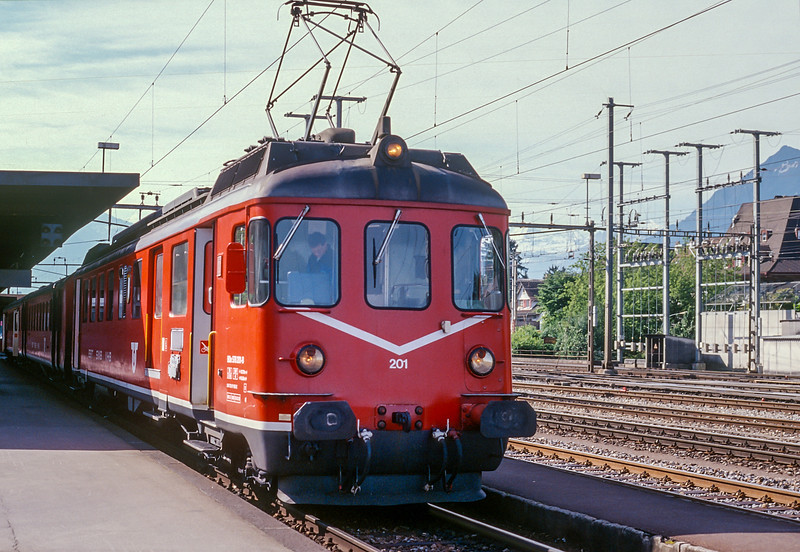 EBT 201 Thun 16 June 1997