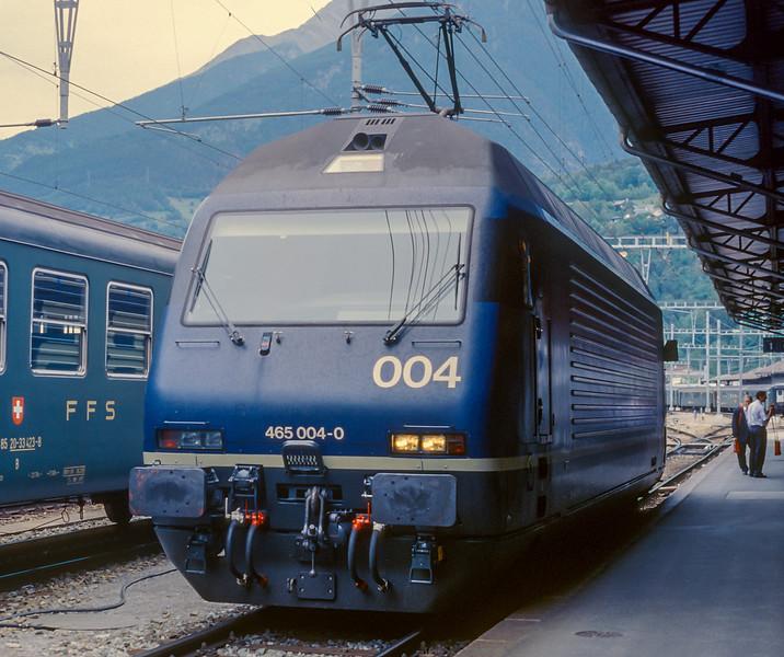 BLS 465-004 Brig 13 June 1997