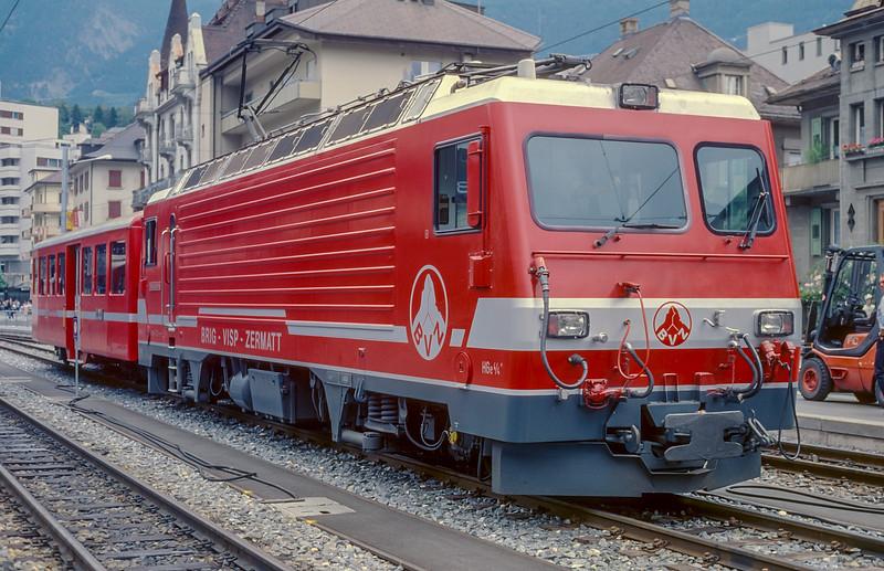 BVZ 1 Brig 13 June 1997
