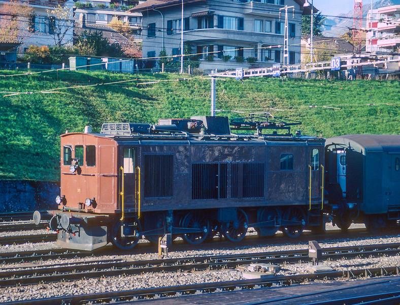 BLS 311 Speiz 4 November 1993