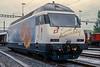 SBB 460-021  Lausanne Triage 14 June 1997