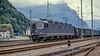 SBB 11679  Fluelen 15 June 1997