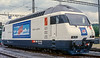 SBB 460-037  Lausanne Triage 14 June 1997