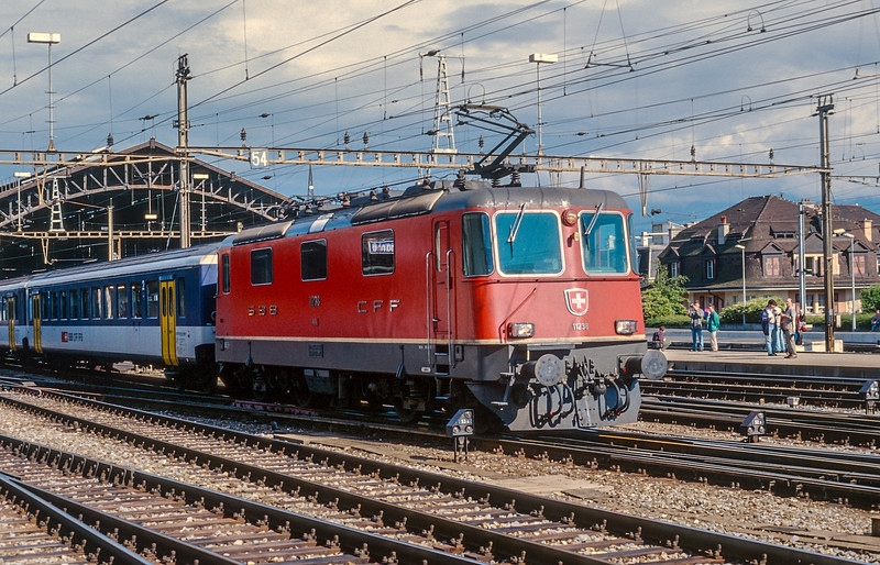 SBB 11238 Lausanne  14 June 1997