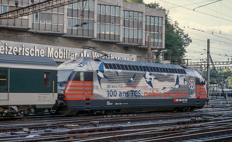 SBB 460-022 Bern 14 June 1997