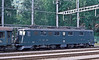Ae6/6 'Stadt Wil' is at Arth Goldau on 3 July 1988