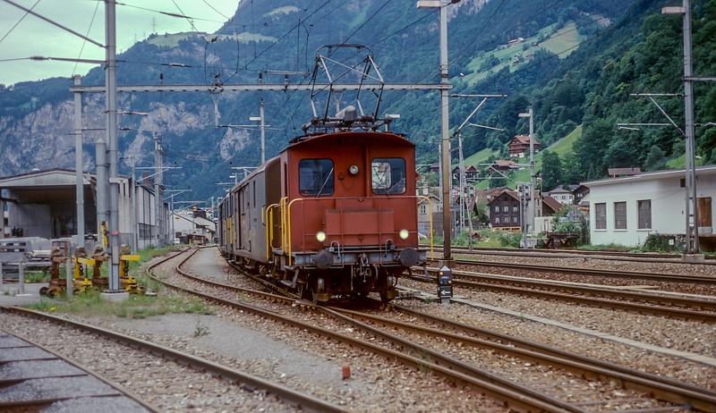 SBB 259  Fluelen 15 June 1997