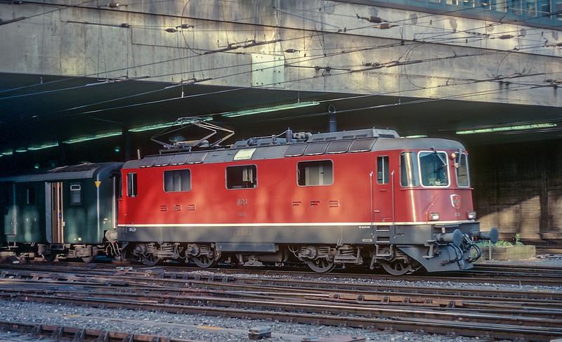 SBB 11126 Bern 14 June 1997