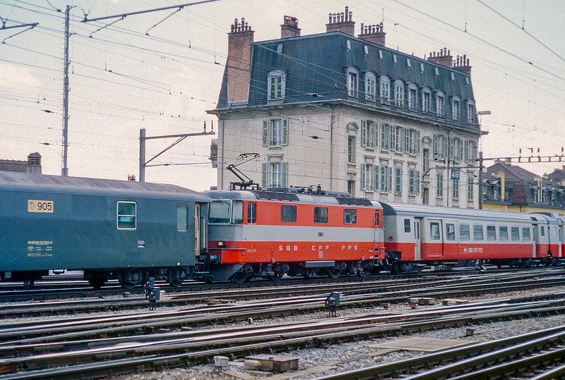 SBB 11103 Lausanne 14 June 1997