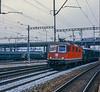 SBB 11391 Zurich Hardbrucke 10 November 1993